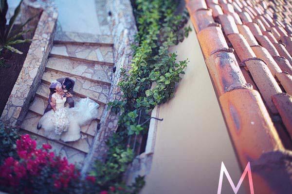 Mexican wedding ramos