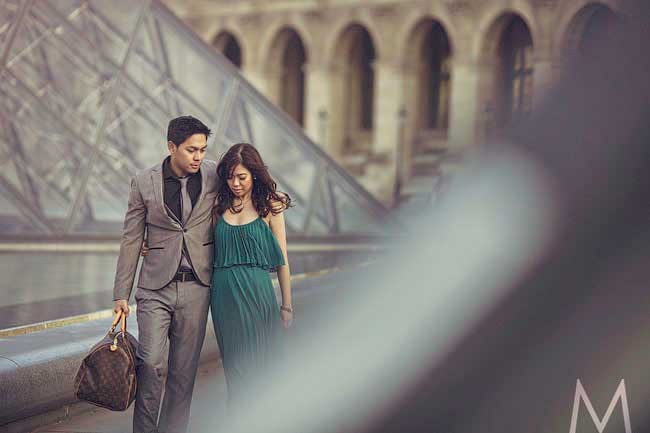 Paris Prewedding Photos Archives Modern Destination Wedding