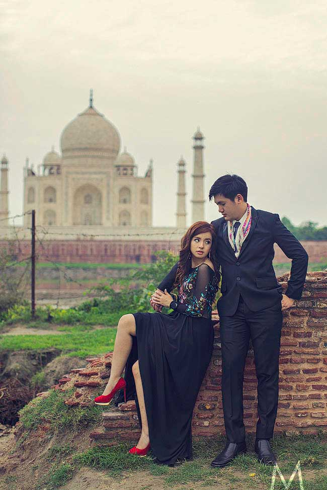 India Prewedding