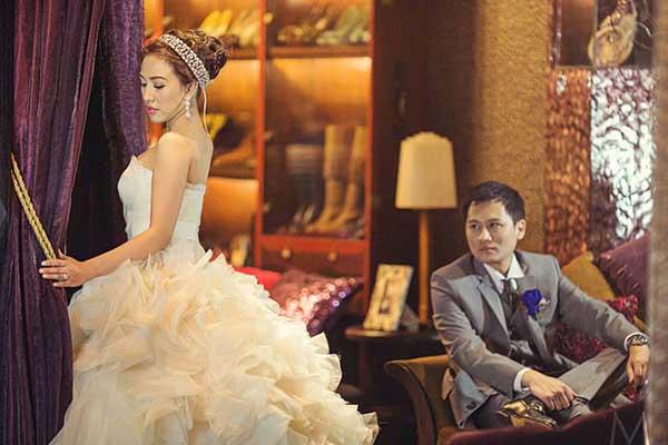 Manila Peninsula Weddings | Anj and Don