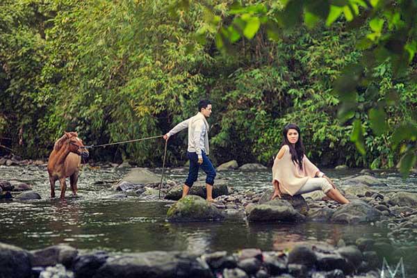 Liliw Laguna Pre-Wedding | Tin and Alex