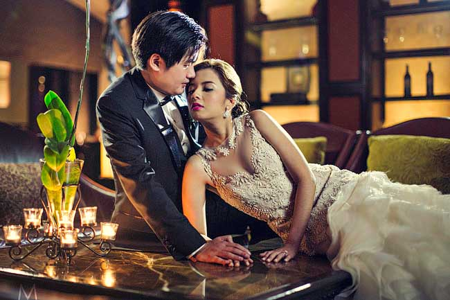 Sofitel Philippine Plaza and Santuario de San Antonio Weddings | Janeen and Kennard