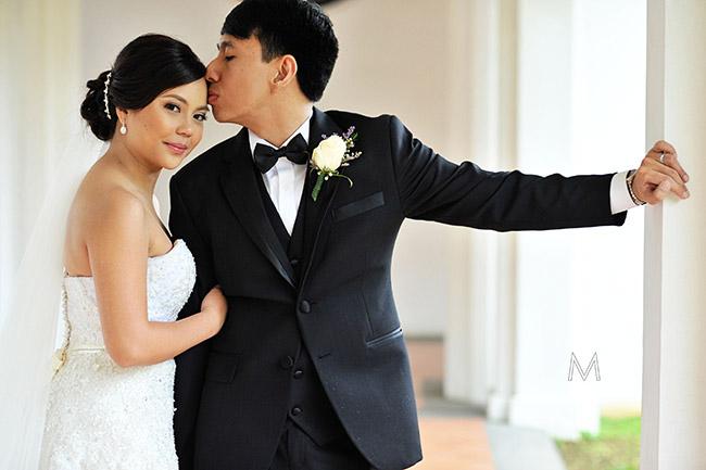 Angelfields Wedding | Cy & Kring