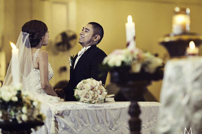 Santuario san antonio wedding