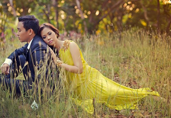 Alpadi Estate Pre-Wedding | Ria & Jay