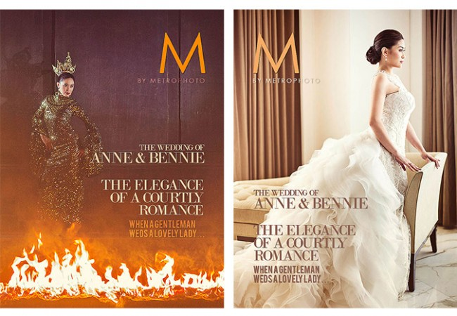 M by Metrophoto Issue # 12 | Anne and Bennie