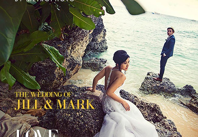 M by Metrophoto Issue # 13 | Jill and Mark