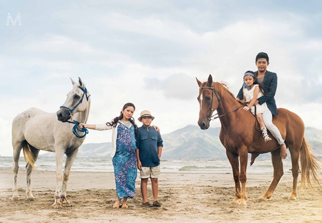 The Metrophoto Family | The Ruiz' First Family Portraits