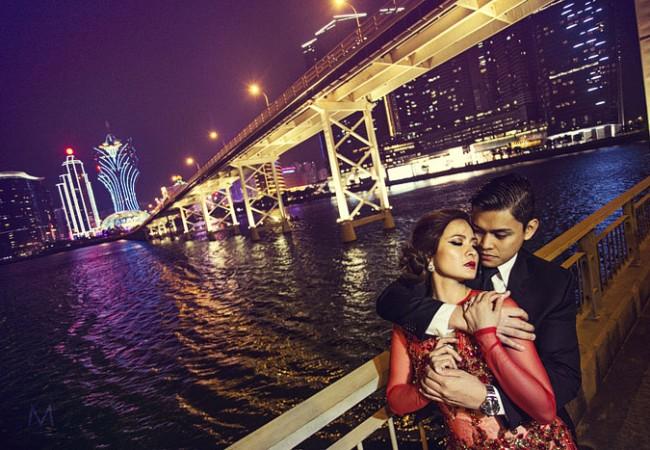 Macau Pre-wedding Photos | Rhea and Eric
