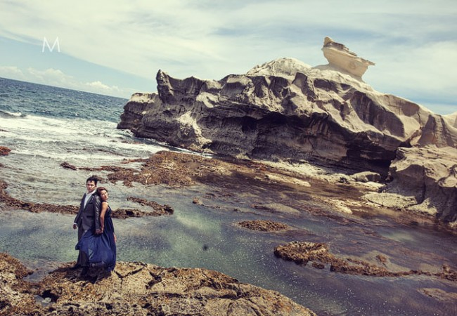 Ilocos Norte Prewedding | Nicky and Darwin