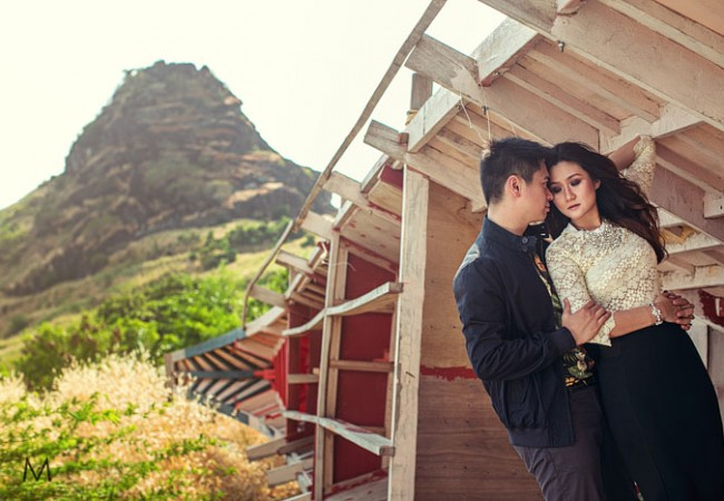 Marivelez Bataan Prewedding | Cha and Ramon