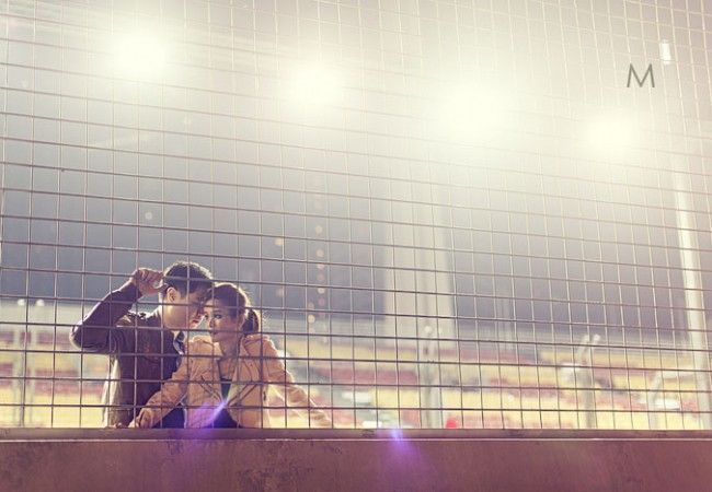 Singapore Grand Prix Pre-wedding | Janice and Markson