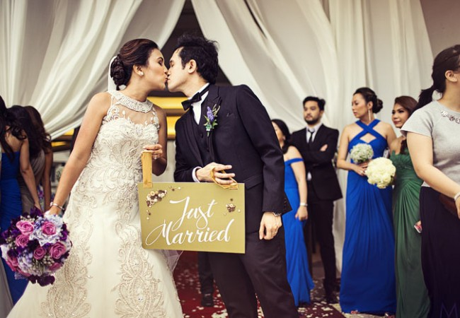 The Wedding of Monicca and Dane