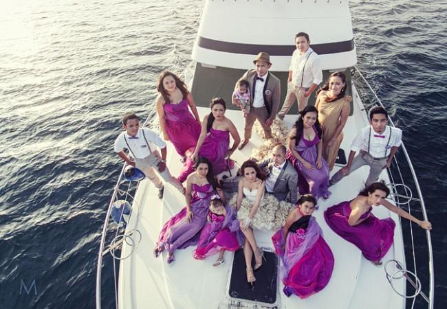 Punte Fuego Weddings | Pie and Jay