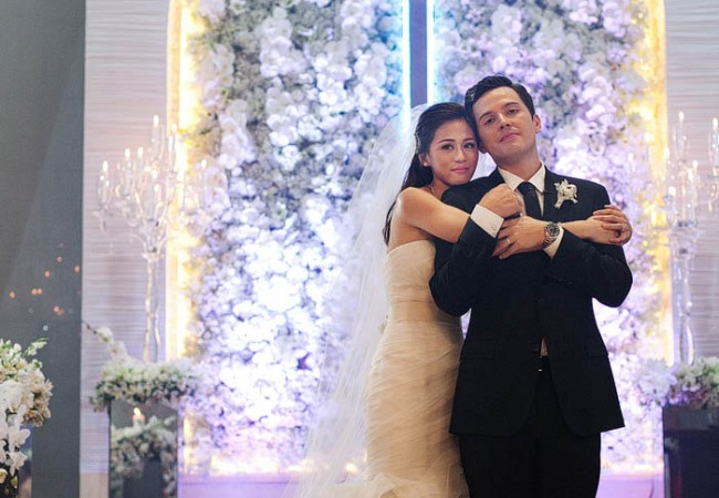 The Wedding of Toni Gonzaga and Paul Soriano | Official Photos of the Ceremony