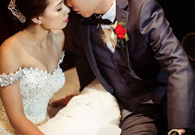 Manila Peninsula Weddings | Maripet and Lexter