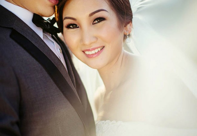 Marriott Manila and Holy Trinity Weddings | Joanne and George