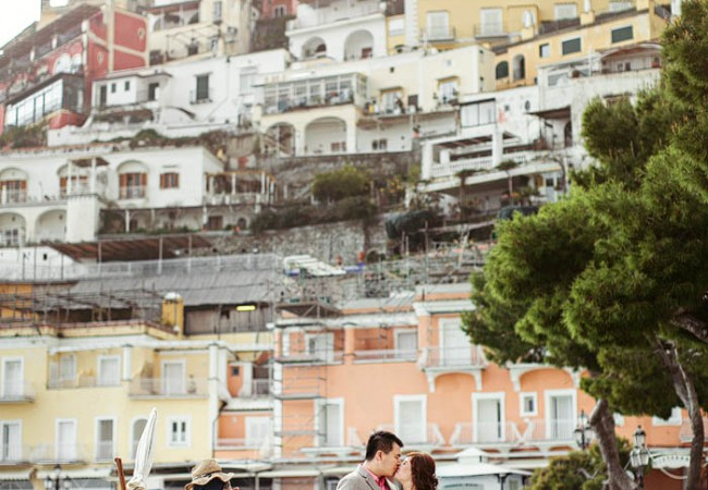 Italy Trash the Dress | Kim and JR