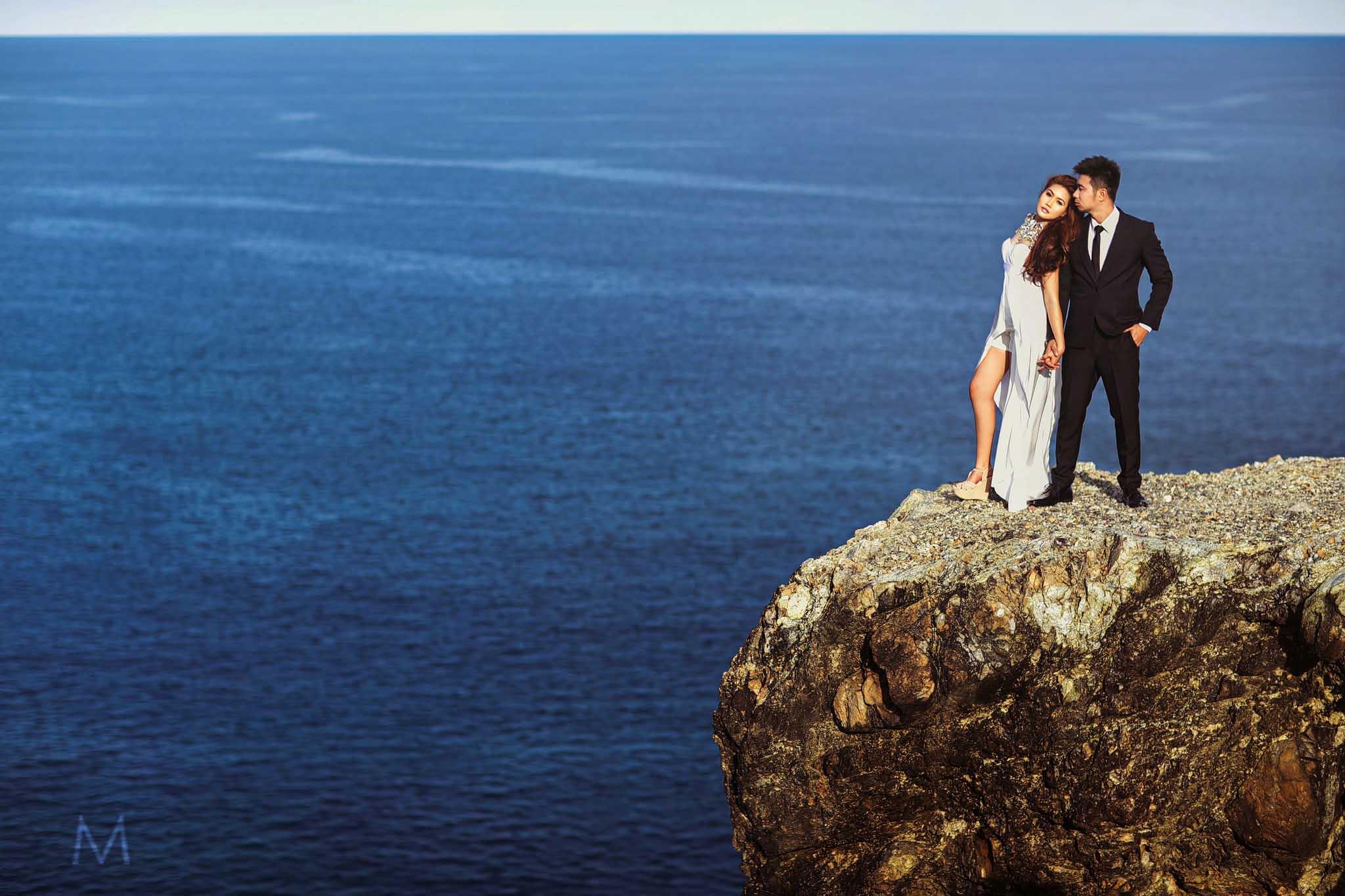 Baler Philippines Destination Pre Wedding Daniel And