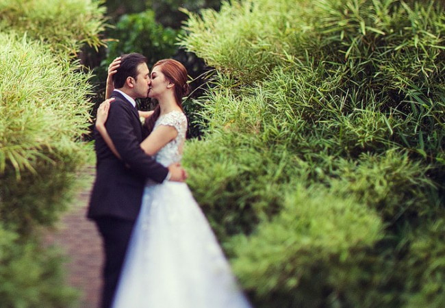 Angelfields Tagaytay Wedding Photos | Denise and VM