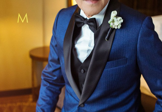 Official Photos from the Wedding of Pauleen Luna and Vic Sotto (Part 1 of 3)