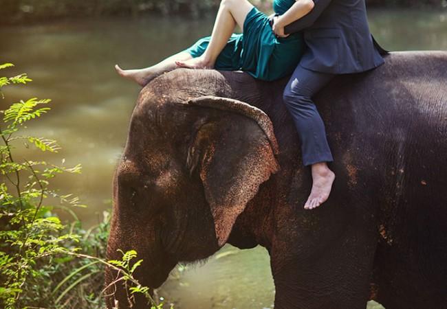 Bangkok Destination Pre-Wedding Photographer | Tin and Alvin