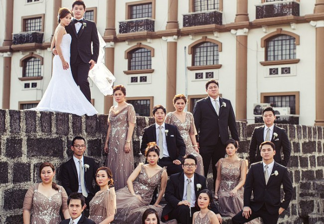 The Wedding of Deniece and Mike