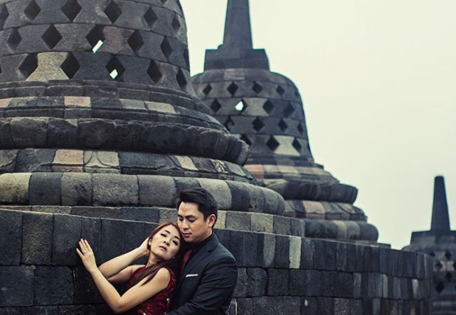 Jogjakarta Pre-Wedding Photos | Austine and Cinelli