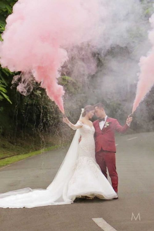 Metrophoto Introduces Cinemagraphs for Weddings
