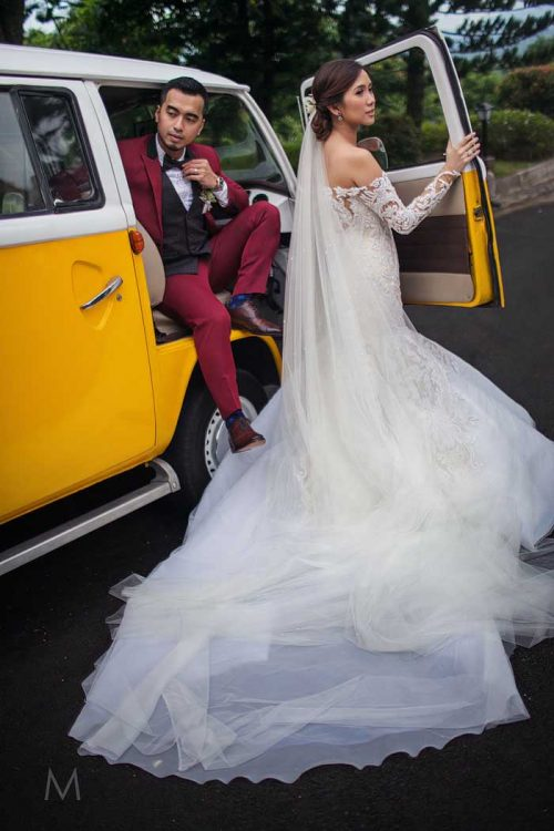 Tagaytay Midlands Weddings | Grace and Ben