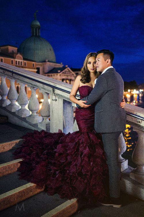 Venice Italy Pre-wedding Photographer | Ehra and Tom