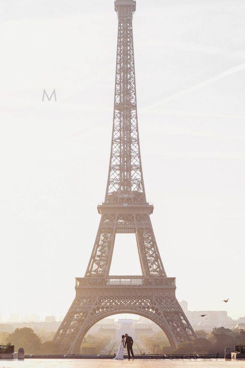 Paris Pre-Wedding Photos | Mikki and Miko