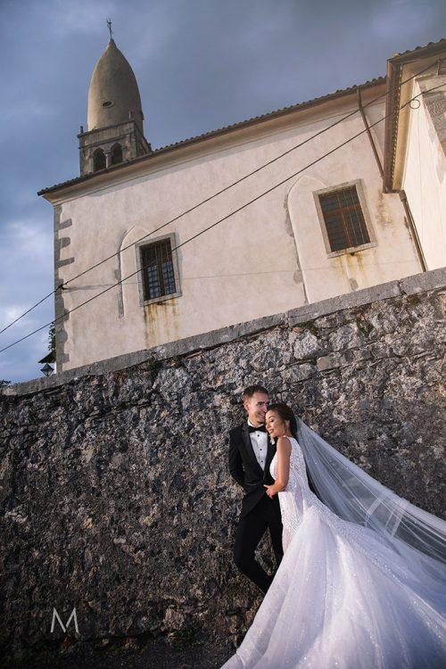Slovenia Destination Wedding Photographer | Kristine and Gasper