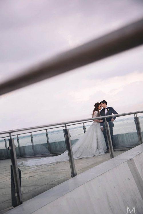Conrad Manila Weddings | Marie and Abe