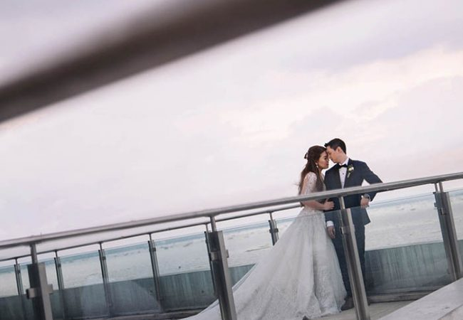 Conrad Manila Weddings Marie And Abe