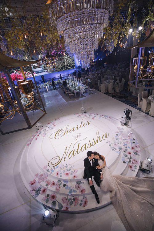The Wedding of Natassha and Charles