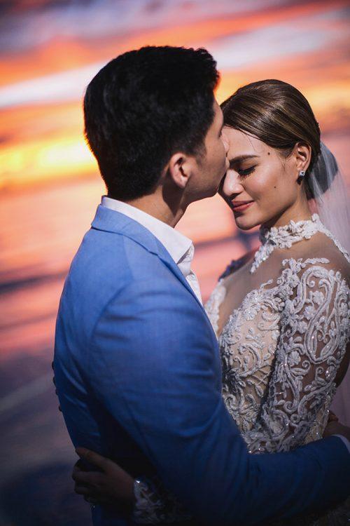 Discovery Shores Boracay Wedding Photographer | Tinsh and KR
