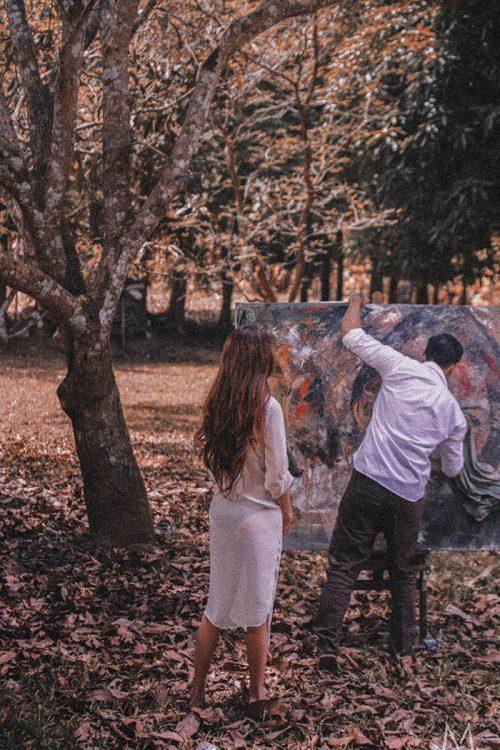 Jona and Carlo | A Metrophoto Prenup Shoot