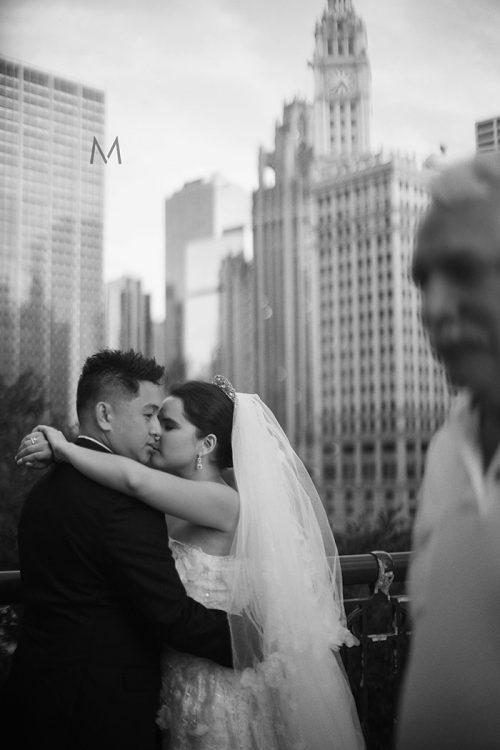 Chicago Wedding Photographer | Pilar and Vince