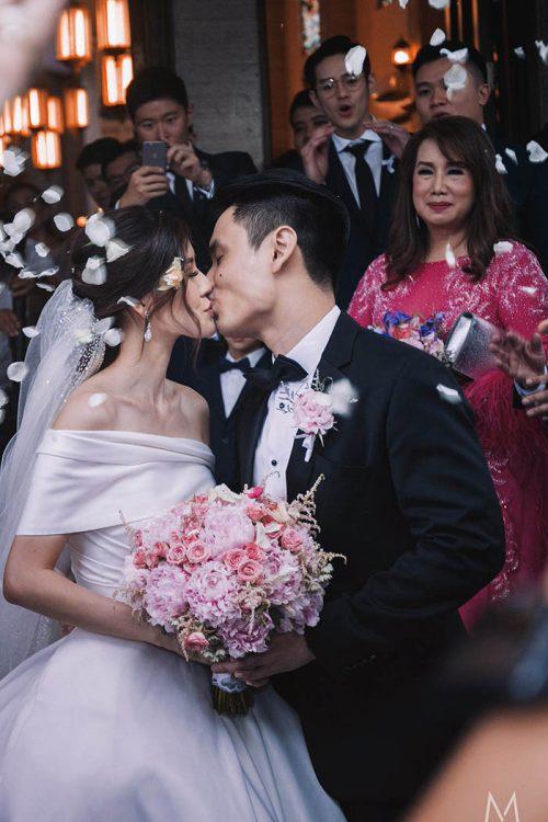 Makati Shangri-la Weddings | Camille and Wes