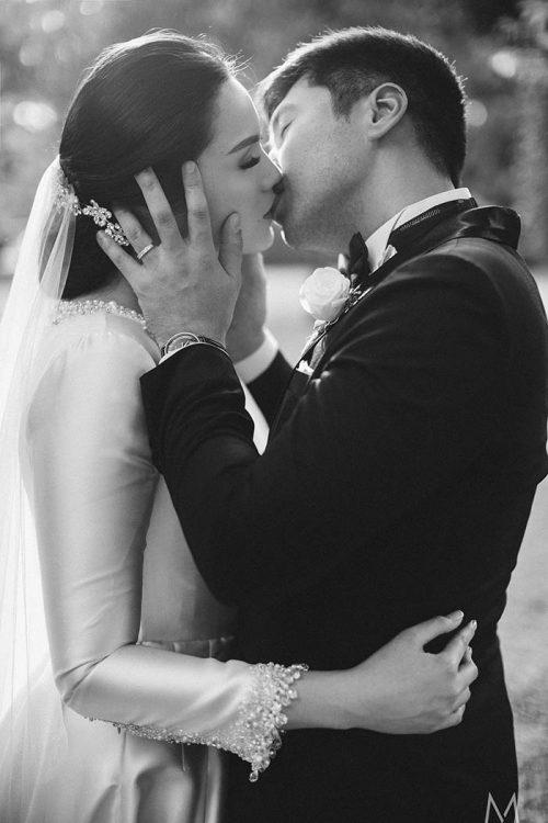 Makati Shangri-la Weddings | Niza and Arvin